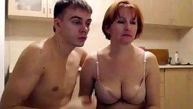 MILF Shagging with Young Wretch MILF Young b ne