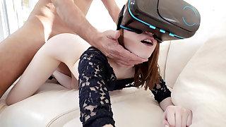 Alice Merchesi in Cheating Spinner Loves Big Dick - PervsOnPatrol