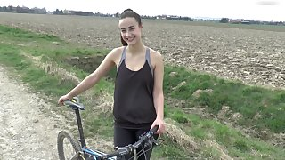 Juvenile-Devotion - Outdoor sex after a Bike Trip - HD