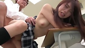 Jav College Girl Aya Gets Gangbang In Lecture-hall Unobscured