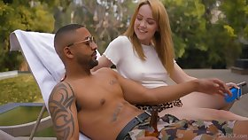 Nikole Nash - Twerk Off and Interracial Sex
